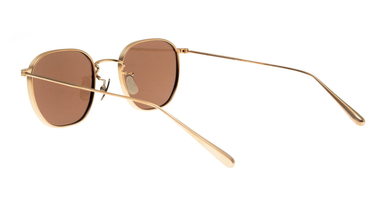 Oh My Glasses TOKYO Clifford omg-108-GD-48-sun [メタル/鯖江産/ウェリントン]  3