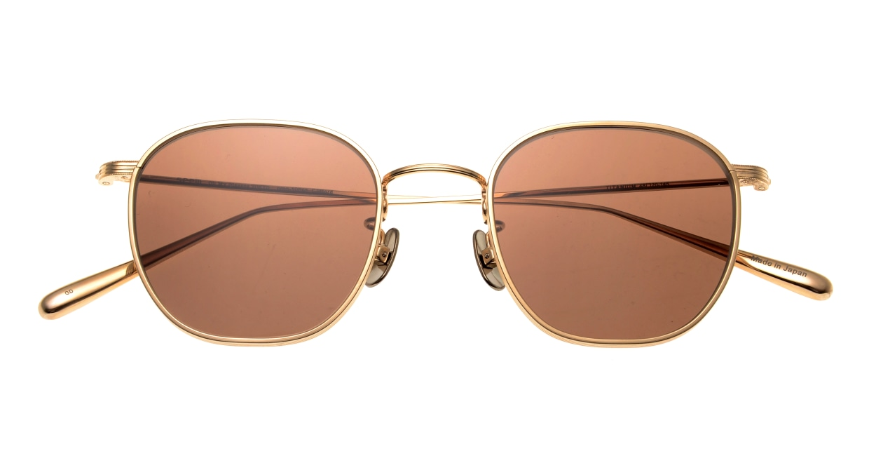 Oh My Glasses TOKYO Clifford omg-108-GD-48-sun [メタル/鯖江産/ウェリントン]  4