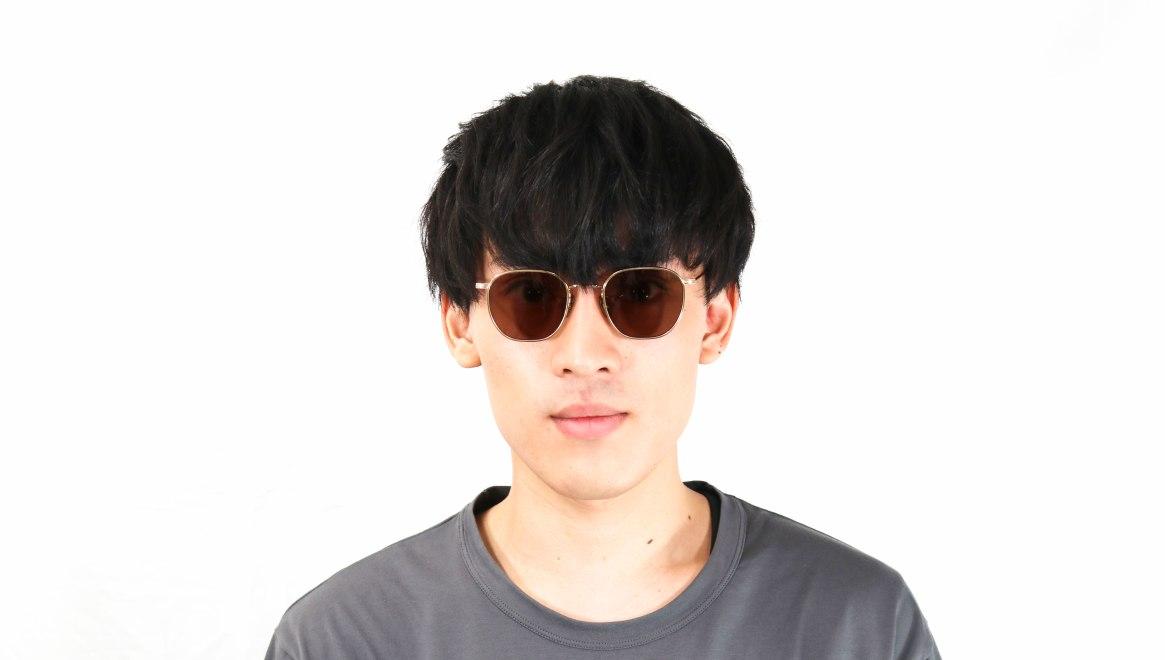 seem Oh My Glasses TOKYO Clifford omg-108-GD-48-sun [メタル/鯖江産/ウェリントン]  5