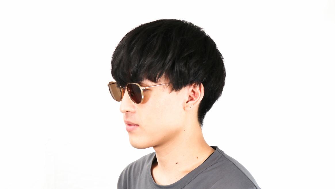 seem Oh My Glasses TOKYO Clifford omg-108-GD-48-sun [メタル/鯖江産/ウェリントン]  6
