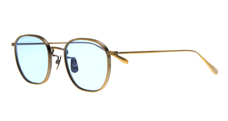 Oh My Glasses TOKYO Clifford omg-108-ATG-48-sun [メタル/鯖江産/ウェリントン]  1