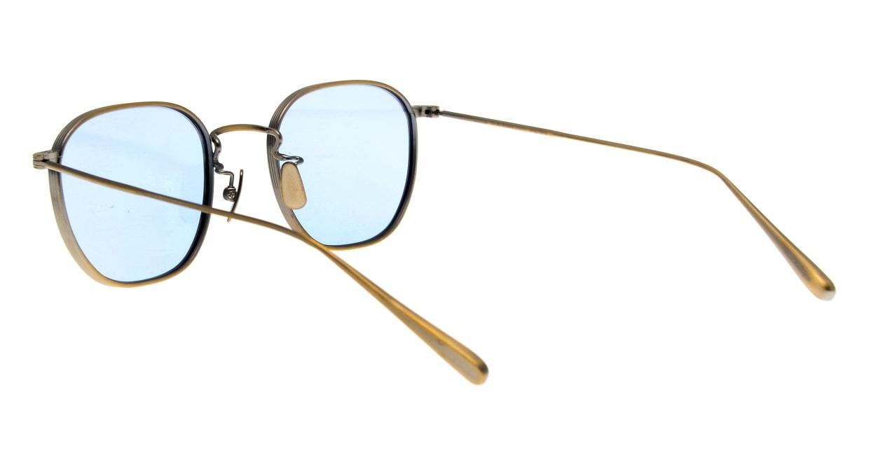 Oh My Glasses TOKYO Clifford omg-108-ATG-48-sun [メタル/鯖江産/ウェリントン]  3