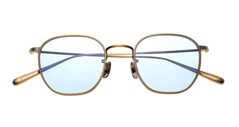 Oh My Glasses TOKYO Clifford omg-108-ATG-48-sun [メタル/鯖江産/ウェリントン]  4