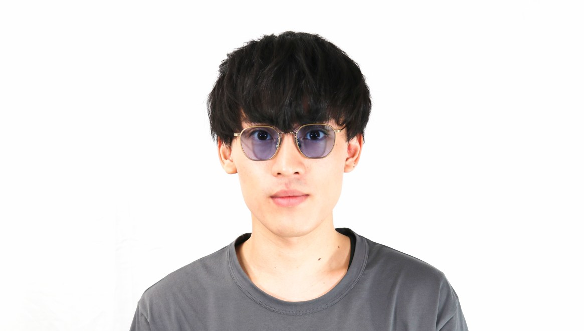 seem Oh My Glasses TOKYO Clifford omg-108-ATG-48-sun [メタル/鯖江産/ウェリントン]  5