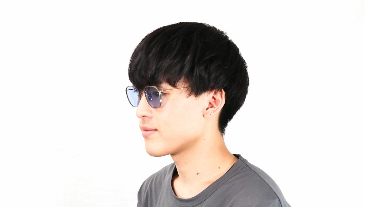 seem Oh My Glasses TOKYO Clifford omg-108-ATG-48-sun [メタル/鯖江産/ウェリントン]  6
