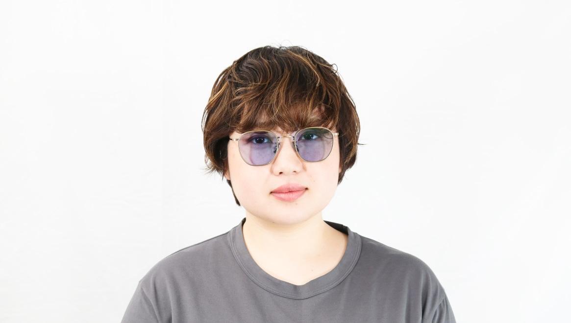 seem Oh My Glasses TOKYO Clifford omg-108-ATG-48-sun [メタル/鯖江産/ウェリントン]  7