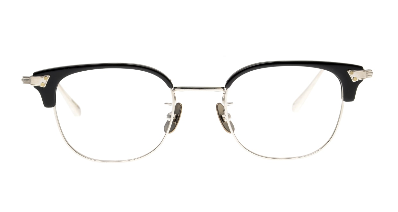 Oh My Glasses TOKYO Roy omg-109-BKS-48 [メタル/鯖江産/ウェリントン]