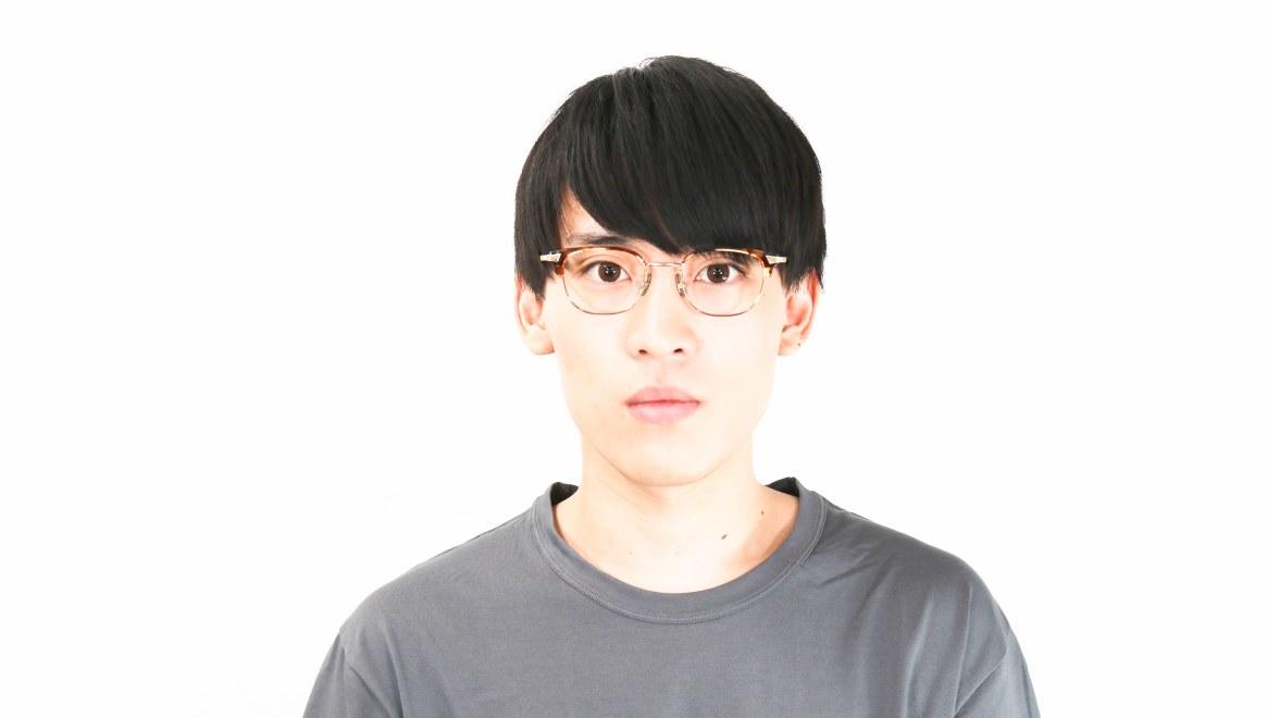 seem Oh My Glasses TOKYO Roy omg-109-DM-48 [メタル/鯖江産/ウェリントン/べっ甲柄]  5