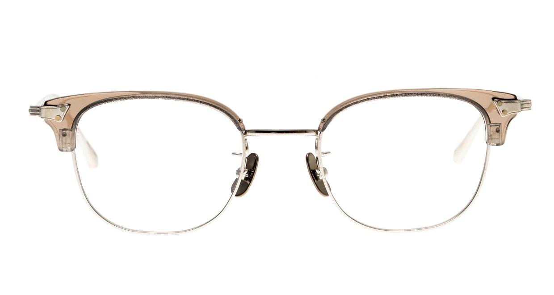 seem Oh My Glasses TOKYO Roy omg-109-GRY-48 [メタル/鯖江産/ウェリントン/グレー]