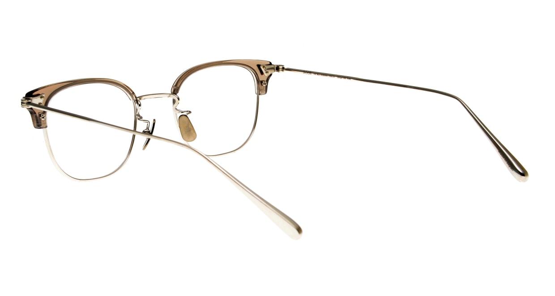 seem Oh My Glasses TOKYO Roy omg-109-GRY-48 [メタル/鯖江産/ウェリントン/グレー]  3