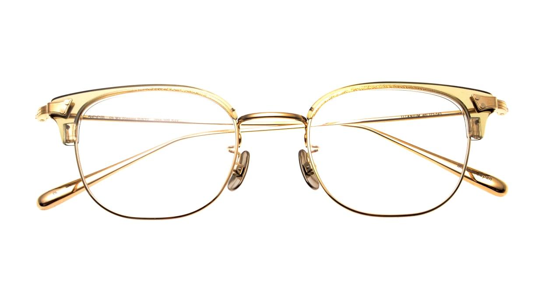seem Oh My Glasses TOKYO Roy omg-109-OL-48 [メタル/鯖江産/ウェリントン/透明]  4