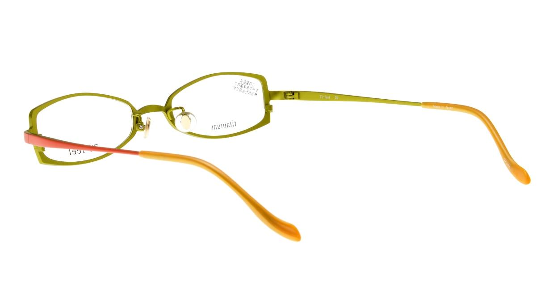 ティフィール GAURA-72-298 [メタル/鯖江産/スクエア/オレンジ]  3