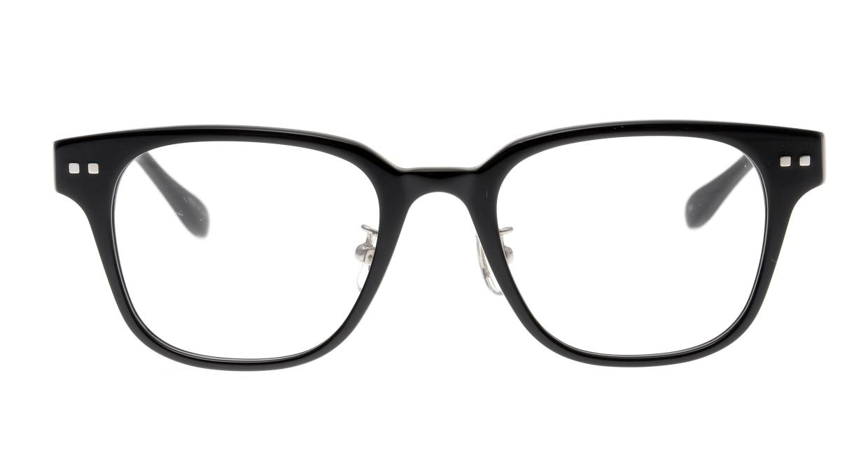Oh My Glasses TOKYO Elvis omg-113-BK-49 [黒縁/鯖江産/ウェリントン]