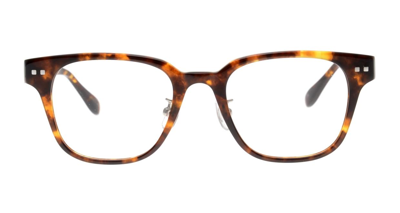 Oh My Glasses TOKYO Elvis omg-113-DM-49 [鯖江産/ウェリントン/べっ甲柄]