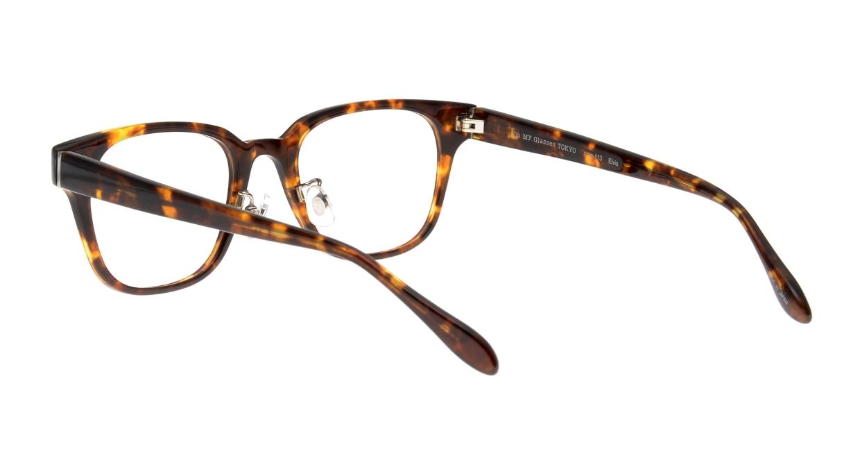 Oh My Glasses TOKYO Elvis omg-113-DM-49 [鯖江産/ウェリントン/べっ甲柄]  3