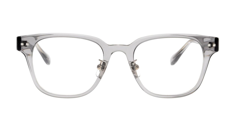 Oh My Glasses TOKYO omg-113 Elvis-GRY-49 [鯖江産/ウェリントン/グレー]