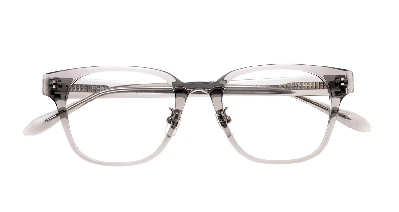 Oh My Glasses TOKYO omg-113 Elvis-GRY-49 [鯖江産/ウェリントン/グレー]  4