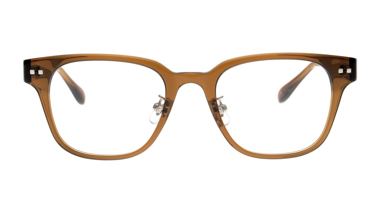 Oh My Glasses TOKYO Elvis-omg-113-BR-49 [鯖江産/ウェリントン/茶色]