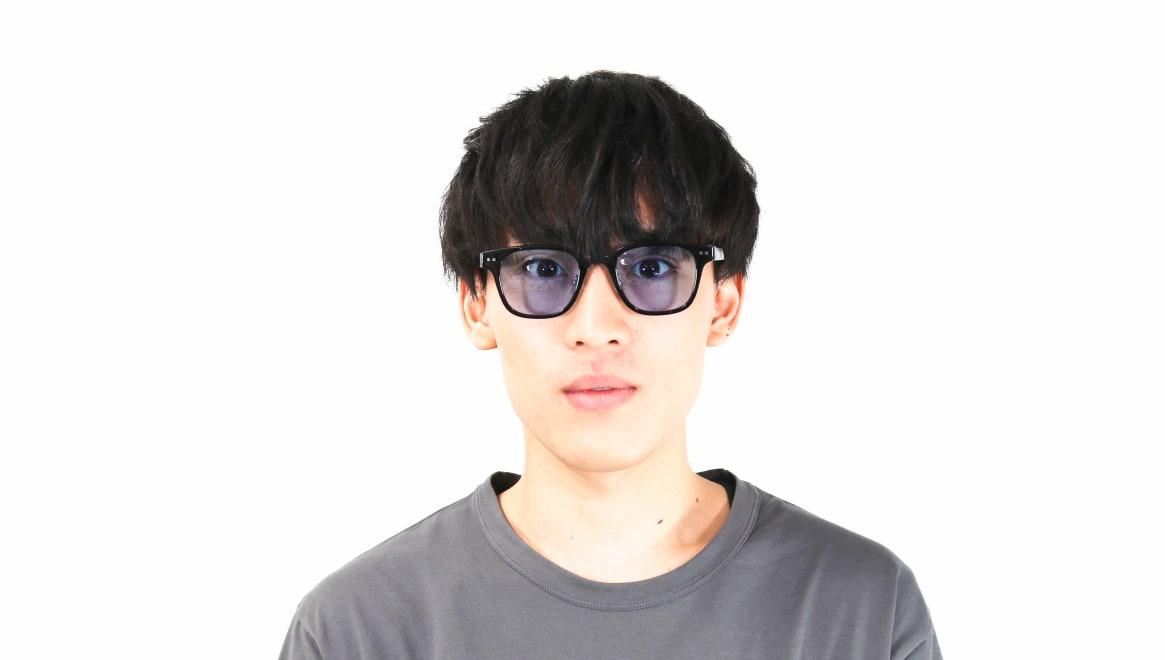 Oh My Glasses TOKYO Elvis omg-113-BK-51-sg [鯖江産/ウェリントン]  5