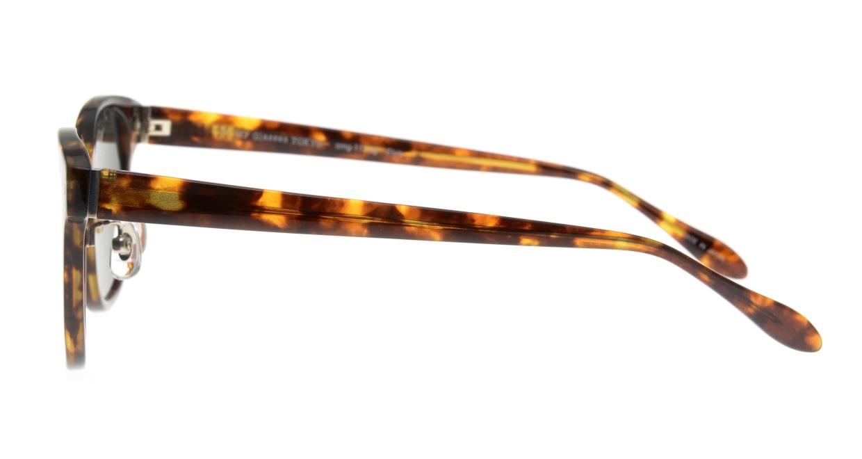 Oh My Glasses TOKYO omg-113sg Elvis-DM-51 [鯖江産/ウェリントン]  2