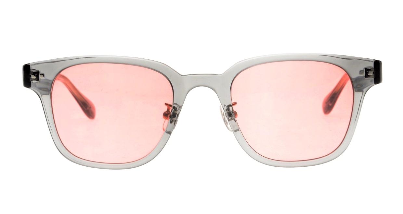 Oh My Glasses TOKYO Elvis omg-113-GRY-51-sg [鯖江産/ウェリントン]