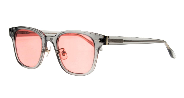 Oh My Glasses TOKYO Elvis omg-113-GRY-51-sg [鯖江産/ウェリントン]  1