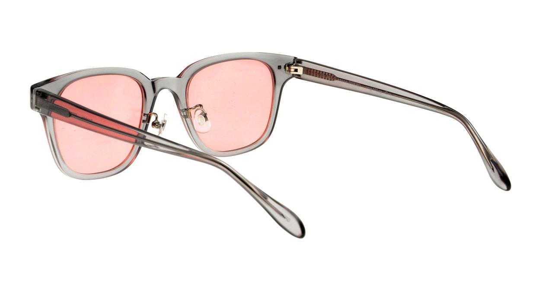Oh My Glasses TOKYO Elvis omg-113-GRY-51-sg [鯖江産/ウェリントン]  3