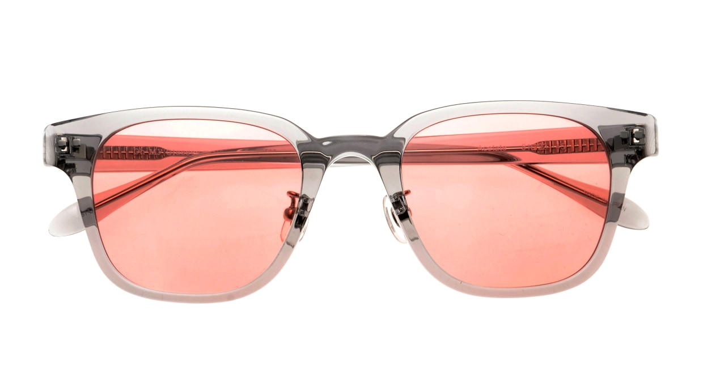 Oh My Glasses TOKYO Elvis omg-113-GRY-51-sg [鯖江産/ウェリントン]  4