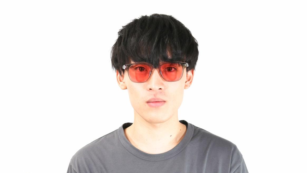 Oh My Glasses TOKYO Elvis omg-113-GRY-51-sg [鯖江産/ウェリントン]  5