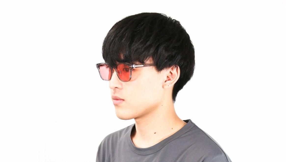 Oh My Glasses TOKYO Elvis omg-113-GRY-51-sg [鯖江産/ウェリントン]  6
