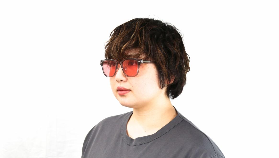 Oh My Glasses TOKYO Elvis omg-113-GRY-51-sg [鯖江産/ウェリントン]  8