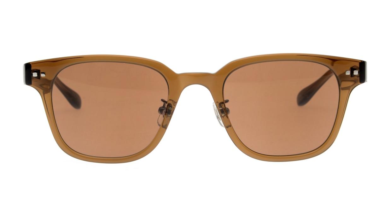 Oh My Glasses TOKYOomg-113sg-BR-51-Elvis [鯖江産/ウェリントン]
