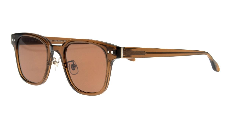 Oh My Glasses TOKYOomg-113sg-BR-51-Elvis [鯖江産/ウェリントン]  1