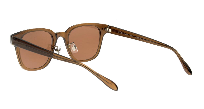 Oh My Glasses TOKYO omg-113 Elvis-BR-51 [鯖江産/ウェリントン]  3