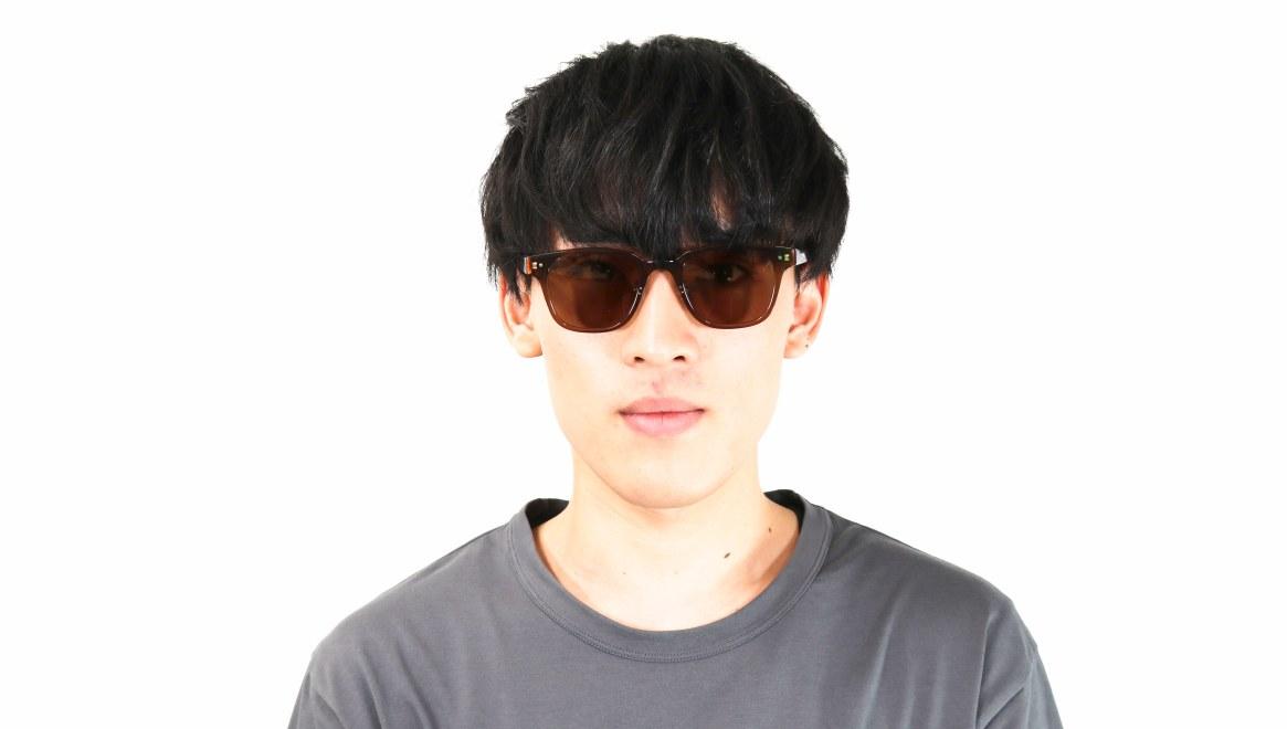 Oh My Glasses TOKYO Elvis omg-113-BR-51-sg [鯖江産/ウェリントン]  5