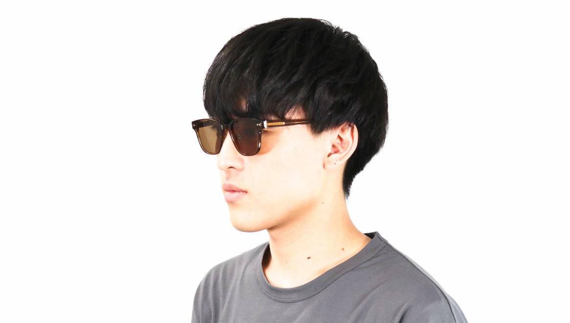 Oh My Glasses TOKYO Elvis omg-113-BR-51-sg [鯖江産/ウェリントン]  6