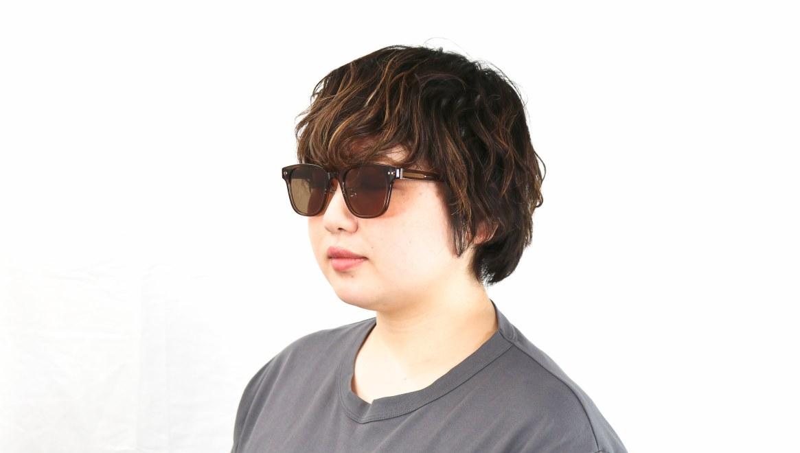 Oh My Glasses TOKYO Elvis omg-113-BR-51-sg [鯖江産/ウェリントン]  8