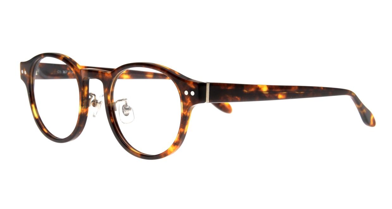 Oh My Glasses TOKYO omg-114 Doris-DM-48 [鯖江産/丸メガネ/べっ甲柄]  1