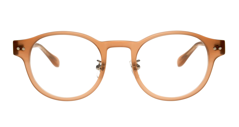 Oh My Glasses TOKYO omg-114 Doris-BE-48 [鯖江産/丸メガネ/肌色]