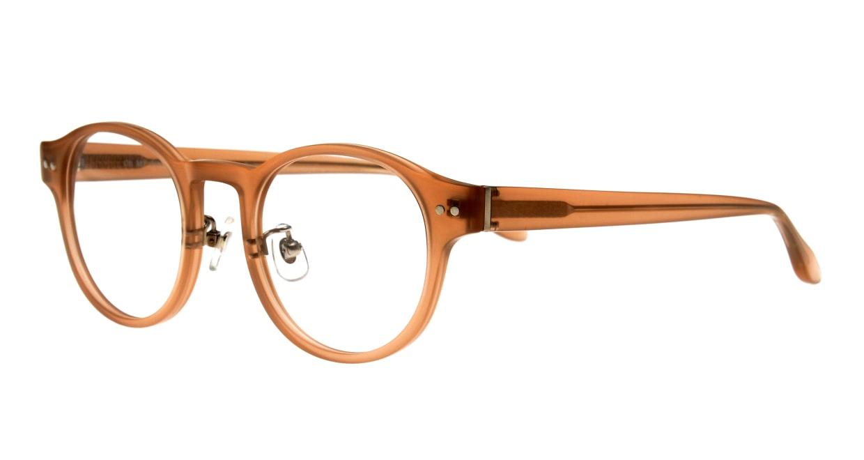 Oh My Glasses TOKYO omg-114 Doris-BE-48 [日本製・鯖江産/丸メガネ/肌色]  1