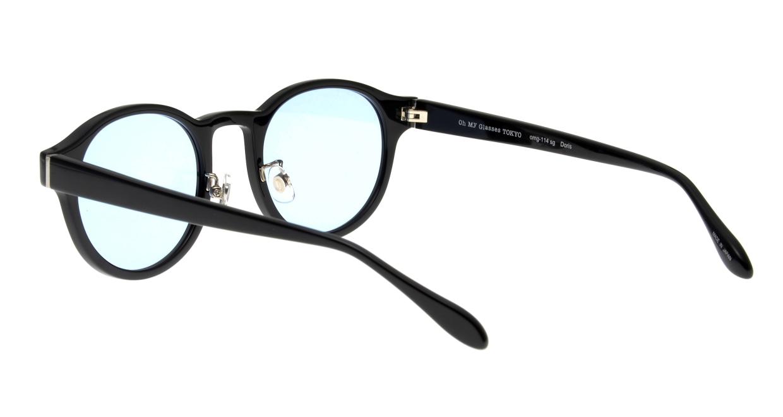 Oh My Glasses TOKYO omg-114sg Doris-BK-50 [鯖江産/ボストン]  3