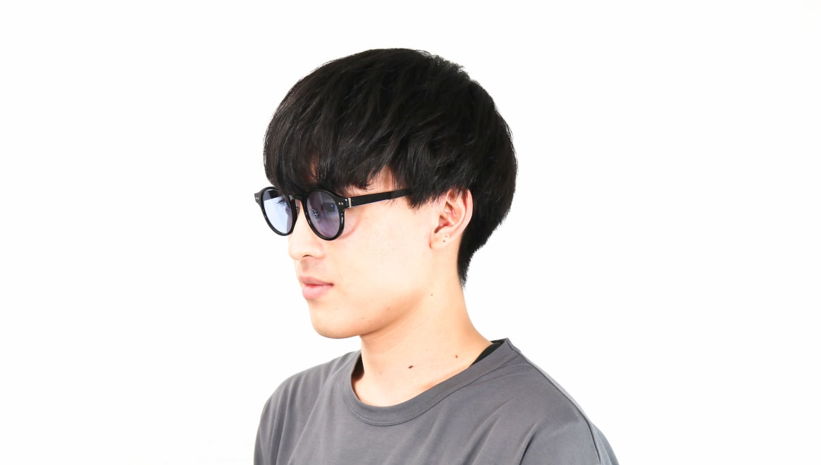 Oh My Glasses TOKYO Doris omg-114-BK-50-sg [鯖江産/ボストン]  6