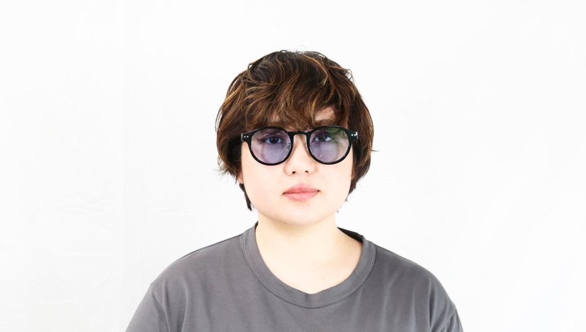 Oh My Glasses TOKYO Doris omg-114-BK-50-sg [鯖江産/ボストン]  7