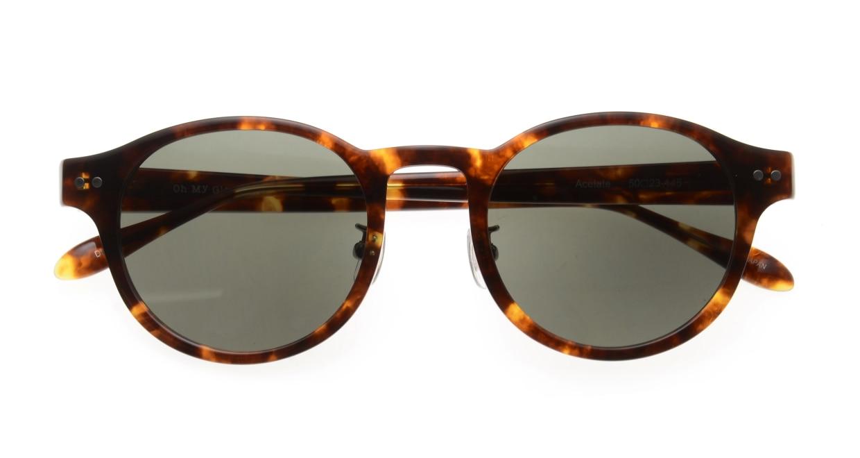Oh My Glasses TOKYO omg-114sg Doris-DM-50 [鯖江産/ボストン]  4