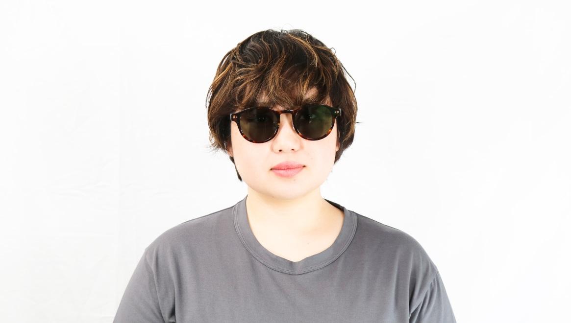 Oh My Glasses TOKYO omg-114sg Doris-DM-50 [鯖江産/ボストン]  7