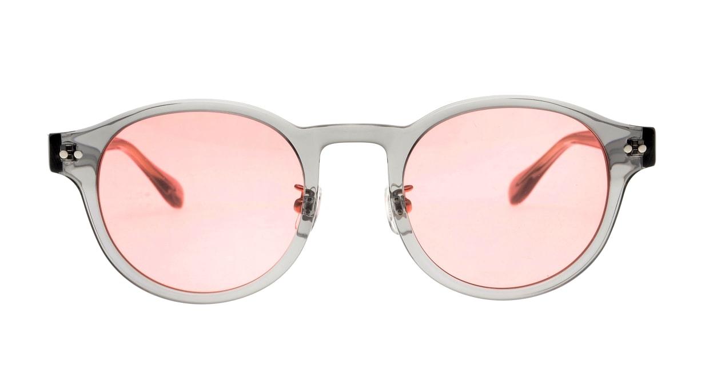 Oh My Glasses TOKYO omg-114sg Doris-GRY-50 [鯖江産/ボストン]
