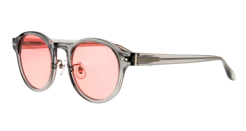 Oh My Glasses TOKYO omg-114sg Doris-GRY-50 [鯖江産/ボストン]  1