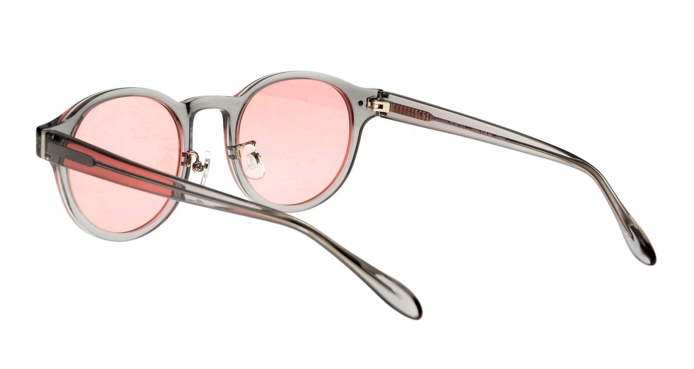 Oh My Glasses TOKYO omg-114sg Doris-GRY-50 [鯖江産/ボストン]  3