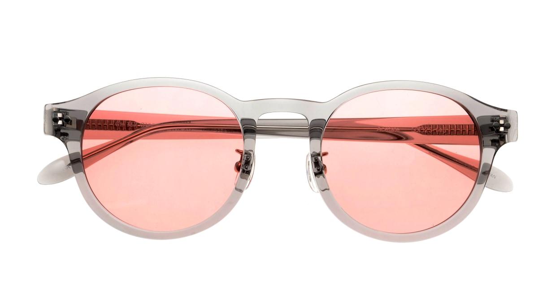 Oh My Glasses TOKYO omg-114sg Doris-GRY-50 [鯖江産/ボストン]  4