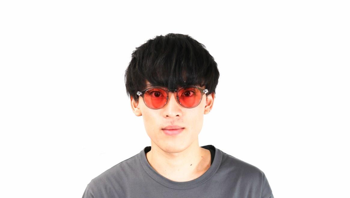 Oh My Glasses TOKYO omg-114sg Doris-GRY-50 [鯖江産/ボストン]  5